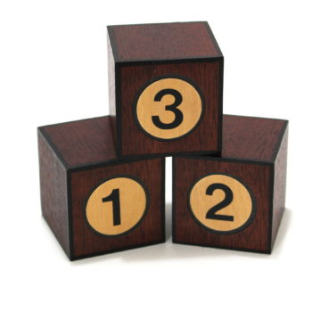 1-2-3 Blocks or China Computer