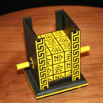 Chinese Cube Mystery