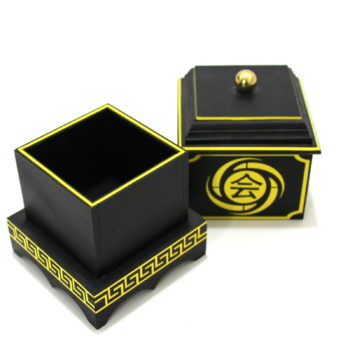 Mysterious Cube of Chung Fu
