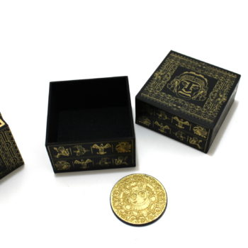 The Golden Coin of The Aztecs (2015)