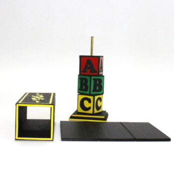 Micro ABC Block Surprise (2016)
