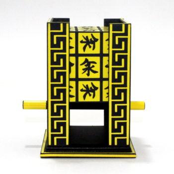 China Block Penetration (2016)