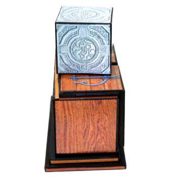 Micro Sliding Cube Box (Die Box)